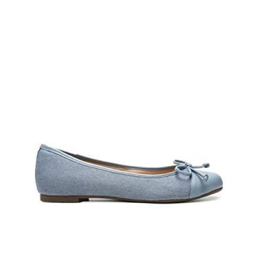 Sapatilha Anacapri Azul Jeans