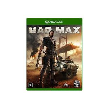 Game Xbox One Mad Max