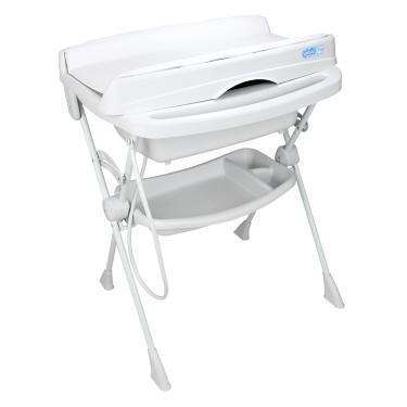 Banheira para Bebê Burigotto Splash com Assento - Branca