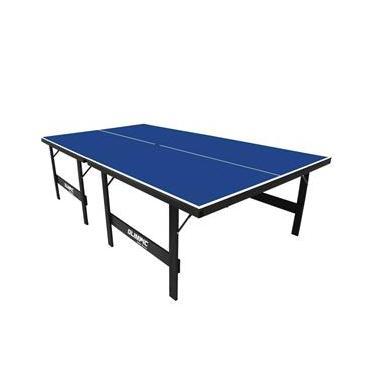 Mesa Ping Pong Tênis Mesa Oficial 15mm Dobrável Olimpic 1013