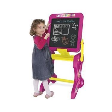 Imagem de Mesa 2 em 1 Barbie C/ Acessorios 8428-4 Fun Divirta-se