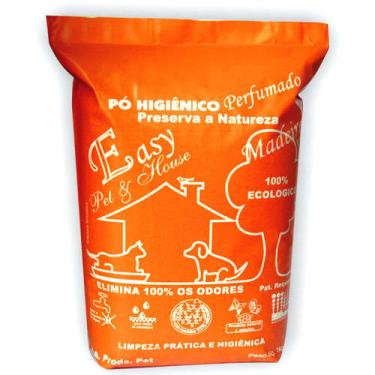 Pó Higiênico Easy Pet & House Almiscar - 1 Kg