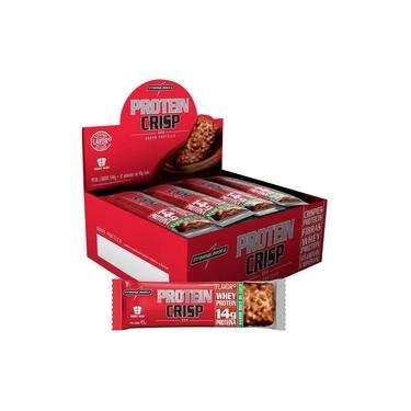 Protein Crisp Bar - Integralmédica - 12 Uni - Trufa De Avela