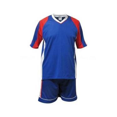 7819100a8e15b Uniforme Esportivo Texas 1 Camisa de Goleiro Florence + 10 Camisas Texas  +10 Calções -