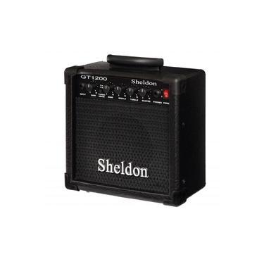 Amplificador Guitarra Sheldon GT-1200 15W RMS - Preto