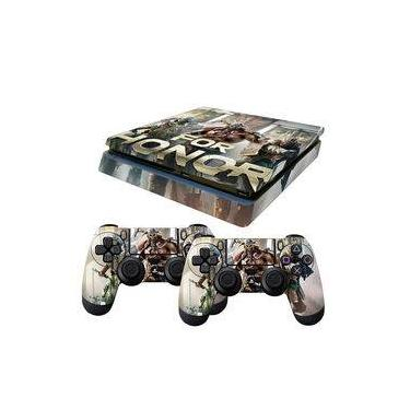Skin PS4 Slim For Honor