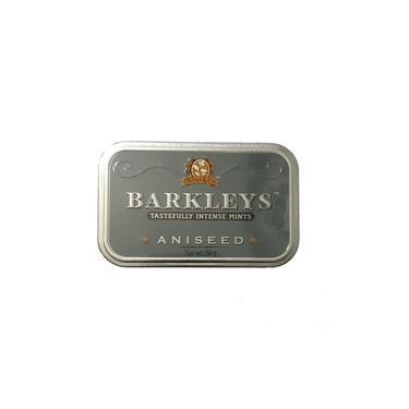 Bala Barkleys Anis Aniseed 50 Gramas