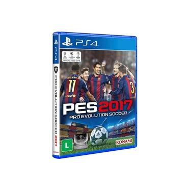 Imagem de Game Pro Evolution Soccer PES 2017- PlayStation 4