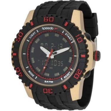 f587c385f45 Relógio Masculino Speedo Sport Life Style 81155g0evnp1 Preto