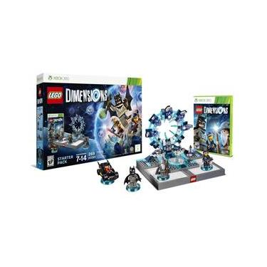 Lego Dimensions Starter Pack (Kit Inicial) Xbox 360