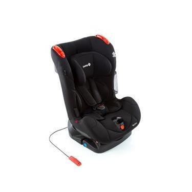 Cadeira Para Auto Recline Reclinável Até 25 kg Full Black Safety