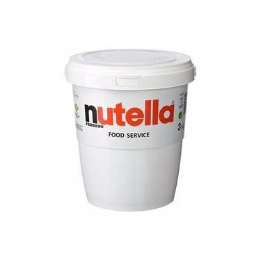 Creme De Avela Nutella Balde 3kg