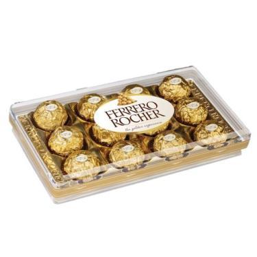 Chocolate Ferrero Rocher c/12 - Ferrero