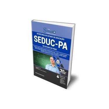 Imagem de Apostila Seduc-Pa 2021 - Comum Professor Classe I - Nível A