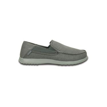 Crocs Sapato Santa Cruz Luxe 2 - Charcoal/Light Grey