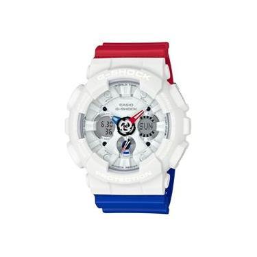 c158d916ea5 Relógio Masculino da Casio G-Shock (USA) À prova d`água 200