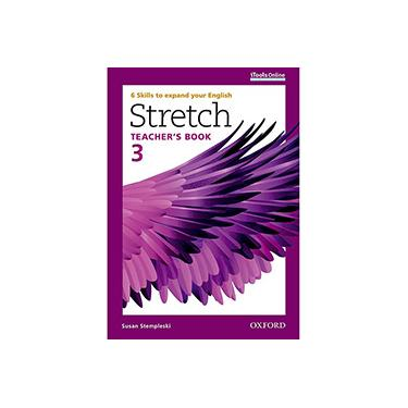 Stretch 3 - Teacher's Book Pack - Espiral - 9780194603423