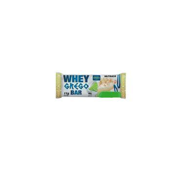 Imagem de Whey Grego Bar Torta de Limão Nutrata Caixa Com 12 Barras