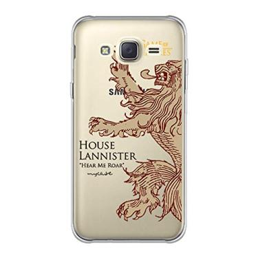 Capa para Galaxy J2 Prime - Game Of Thrones | Lannister