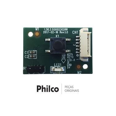 Placa Função com IR Receptor do Controle Remoto TV Philco PH43N91DSGWA