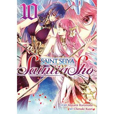 Saint Seiya: Saintia Sho Vol. 10