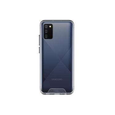 Capa Protetora Antiqueda Y-Cover Space Transparente Samsung Galaxy A02s