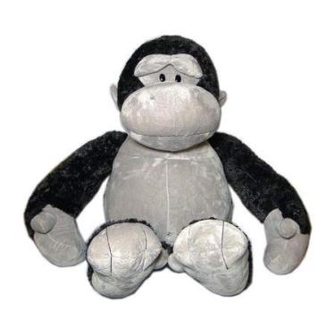 Imagem de Gorila de Pelúcia - Macaco - 80cm - Manuque