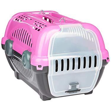 Caixa de Trans para Luxo Furacão Pet N.3, Rosa Furacão Pet para Cães