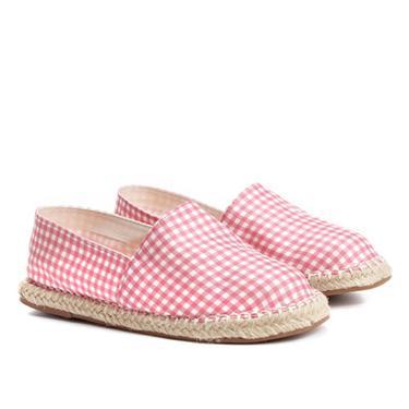 47b8ccad5f Sapatilha Infantil Shoestock Estampada Feminina - Feminino