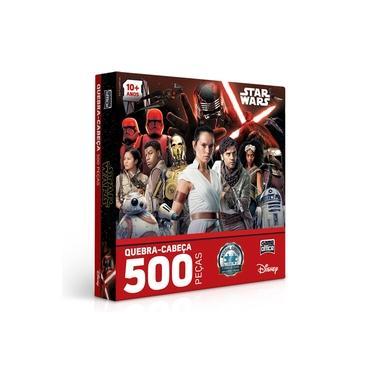 Imagem de Quebra-Cabeça - 500 Peças - Disney - Star Wars - Episódio IX - Toyster