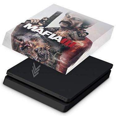 Capa Anti Poeira para PS4 Slim - Mafia 3