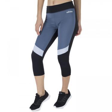 Calça Corsário adidas D2M CB R 34 Tight - Feminina adidas Feminino