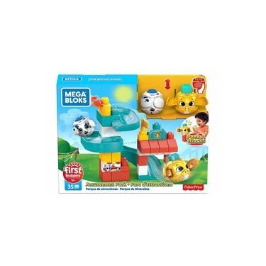 Imagem de Fisher Price Mega Bloks Peek A Blocks Parque GKX70 - Mattel