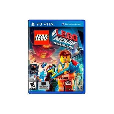 Jogo The LEGO Movie Videogame - PS Vita