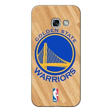 Capa de Celular NBA - Samsung Galaxy A5 2017 Golden State Warriors - NBAB10