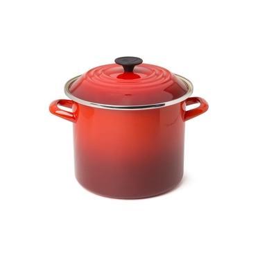 Stock Pot 22cm Vermelho Le Creuset