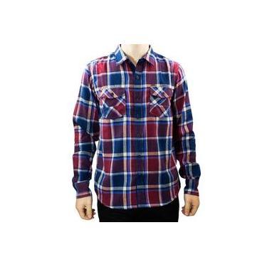 Camisa Flanela Xadrez Gangster 15.27.0010