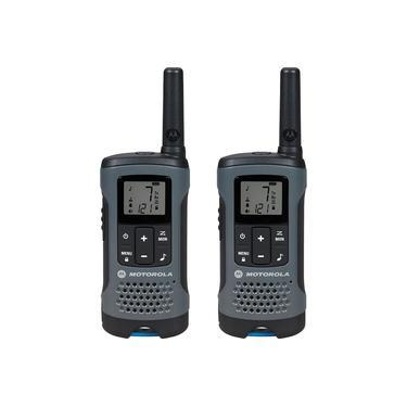 Rádio Motorola Walk Talk Talkabout T200mc Comunicador 32 Km