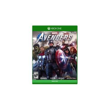 Jogo Marvels Avengers Xbox One Blu-ray Enix Marvels SE000212XB1