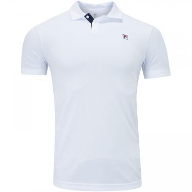 Camisa Polo Fila Open III - Masculina Fila Masculino