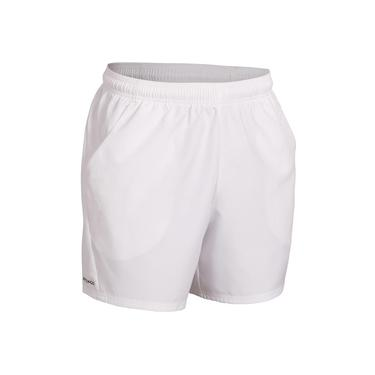 Shorts de Tênis Masculino Dry 100 branco GG
