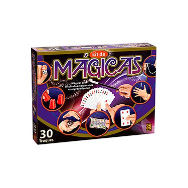 Imagem de Kit de Mágicas 30 Truques - Grow