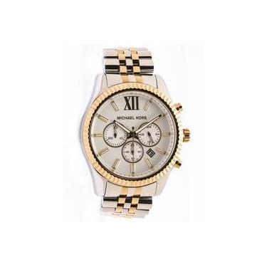 1e9bd8b166345 Relógio de Pulso Michael Kors Submarino   Joalheria   Comparar preço ...