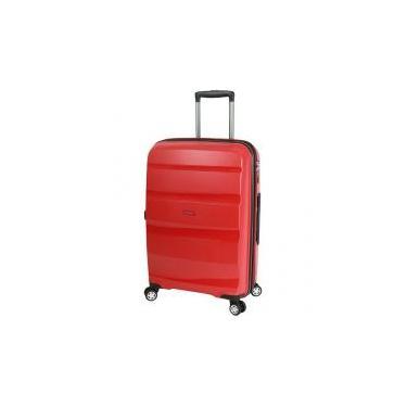 Mala de Viagem Samsonite Grande - Expansiva Spin Air 621000075 Vermelha