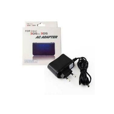 Fonte De Alimentação Ac Adaptador Carregador Bivolt 100/240v Nintendo New 3ds Xl 2ds Dsi Xl Snd-3016