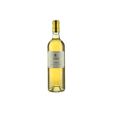 Vinho Branco Licoroso Chateau Les Compères Sauternes 750ml