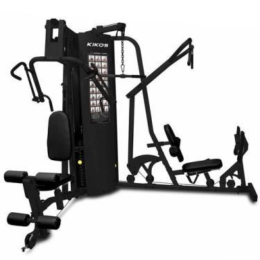 Imagem de Estação De Musculação 518Bli - Kikos