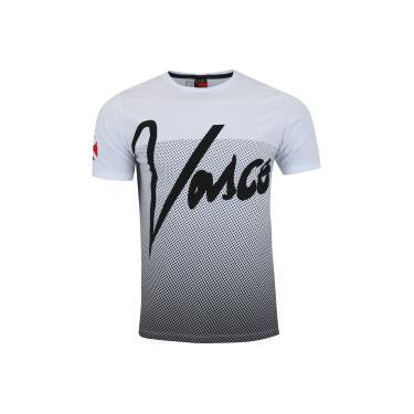 34fbb12428 Camisas de Times de Futebol Casuais Vasco da Gama Braziline ...