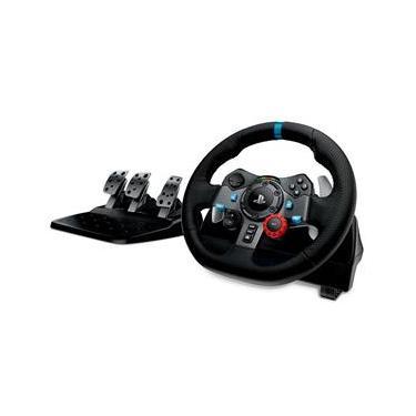 Volante Gamer Logitech G29 Driving Force para PS4, PS3 e PC