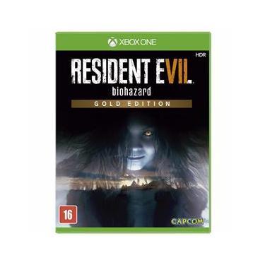Jogo Resident Evil 7 - Gold Edition - Xbox One